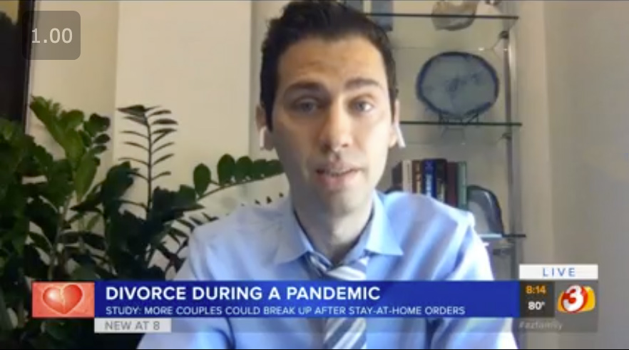 Divorcing in AZ During a Pandemic – Aurit Mediation Co-Founder Featured on AZ Family