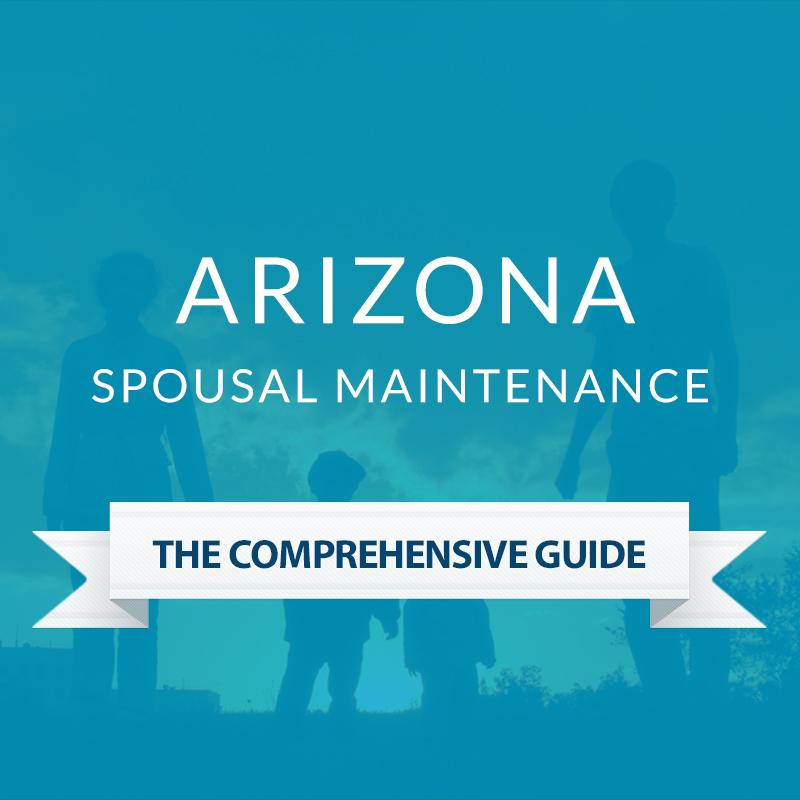 ultimate guide spousal maintenance